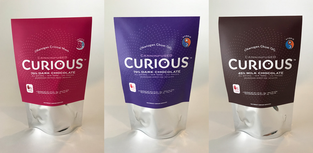 Curious chocolate multipack